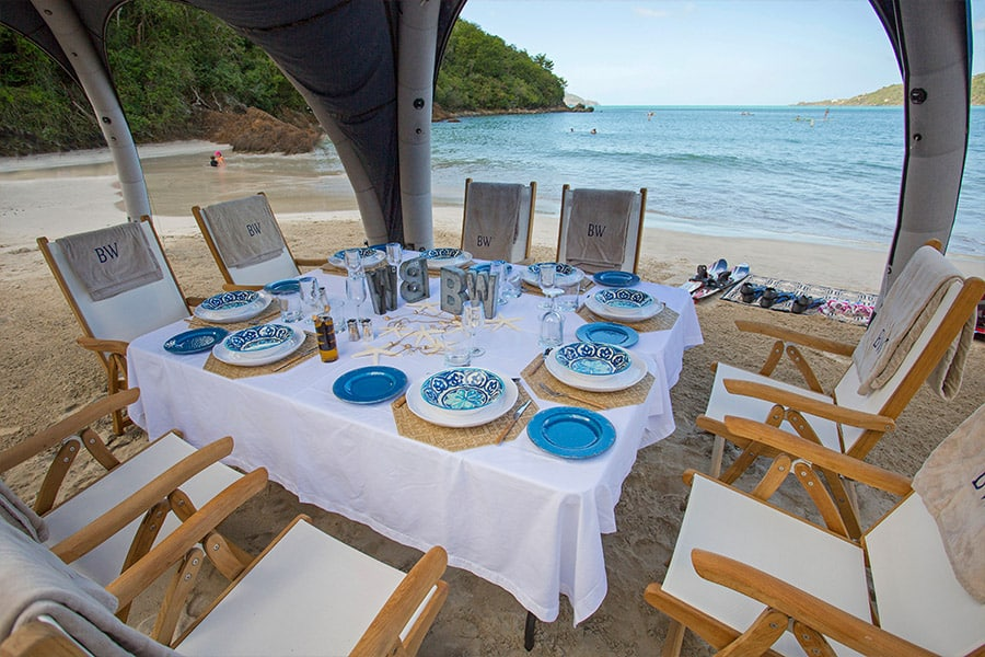, Say Hello to Sunshine and Summer Entertaining on the Sea