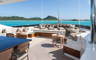 The Ever-Evolving Expectations of Millennial Luxury Design on the Water and In the Air