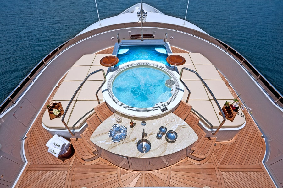 , The Ever-Evolving Expectations of Millennial Luxury Design on the Water and In the Air