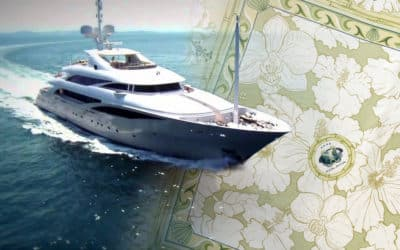 Case Study: A Scarf for a Superyacht