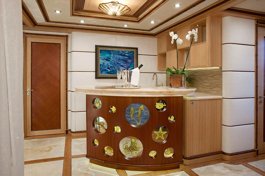 , Superyacht Design For The Seafaring Family