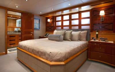 Storage Solutions for Social Distancing on the Sea