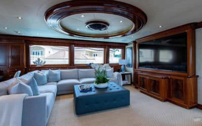 The Importance of Minimalist Design in Yachting